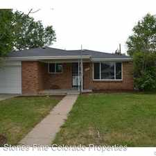 Rental info for 630 S. Tejon St. C in the Athmar Park area