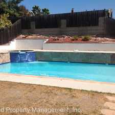 Rental info for 2725 Kausman St. in the San Diego area