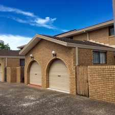 Rental info for Spacious Light Townhouse with Garage in the Mermaid Waters area