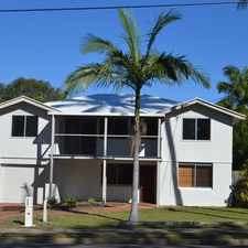 Rental info for ESPLANADE POSITION! in the Urangan area