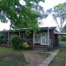 Rental info for NORTH ARMIDALE - ON TOWN BUS ROUTE in the Armidale area