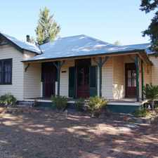 Rental info for SOUTH ARMIDALE LOCATION in the Armidale area