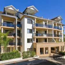 Rental info for DEPOSIT TAKEN... OPEN CANCELLED... in the North Ryde area