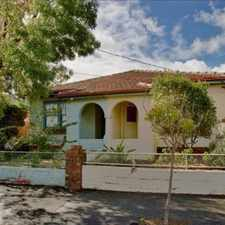 Rental info for Picture perfect home in Prahran