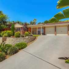 Rental info for A perfect family home in quiet cul-de-sac in the Terrigal area