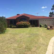 Rental info for LOVELY SPACIOUS FAMILY HOME!