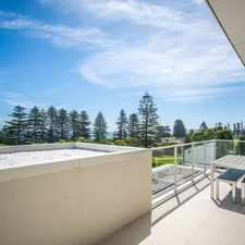 "Rental info for Executive Spacious ""Furnished and Equipped"" Townhouse Overlooking South Beach in the South Fremantle area"