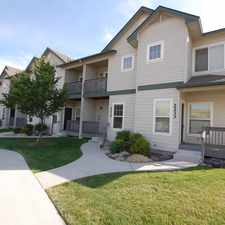 Rental info for Fallingbrook Townhomes in the Boise City area