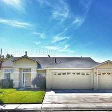 Rental info for Beautiful Home in Fernley lots of upgrades