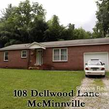 Rental info for 108 Delwood
