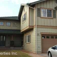 Rental info for 91-218 Paiaha Place
