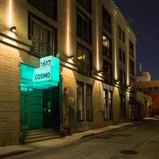 Rental info for Cosmo Lofts