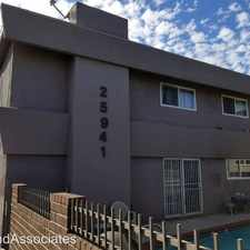Rental info for 25941 Narbonne Ave # 012 in the Rancho Palos Verdes area