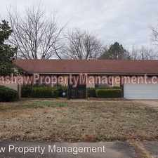 Rental info for 3781 Kennings Drive