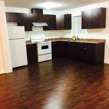 Rental info for Two bedroom basement for rent