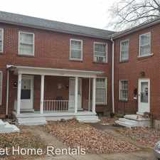 Rental info for 300 S. Liberty St. - 300 A