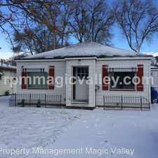 Rental info for 432 Locust St. N in the Twin Falls area