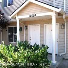 Rental info for 12008 SE Pine St. #1-8 in the Portland area