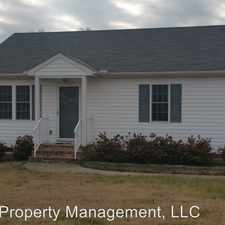 Rental info for 4612 Blackberry Patch Rd