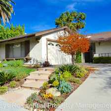 Rental info for 1339 Yerba Verde