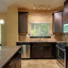 Rental info for Bentley House in the Issaquah area