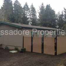 Rental info for Well Maintained Home in Quiet, Woodsy Neighborhood