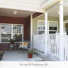 Rental info for Castleton-on-Hudson is the Place to be! Come Home Today. Parking Available!