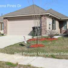 Rental info for 947 Sedona Pines Dr in the Baton Rouge area