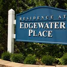 Rental info for Residences At Edgewater Place