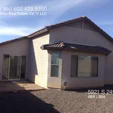Rental info for 5921 S 249th Dr