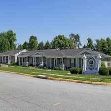 Rental info for English Oaks Senior Apartments