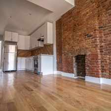 Rental info for 246 Jefferson Avenue #2