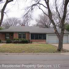 Rental info for 3904 Acacia Street in the Fort Worth area