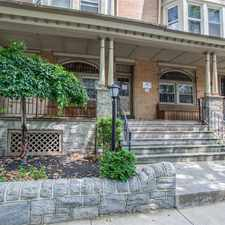 Rental info for 307 S 41st St in the Philadelphia area