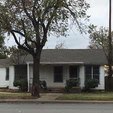 Rental info for 442 South Mockingbird Lane in the Abilene area