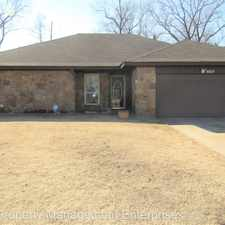 Rental info for 3009 Big Oak Dr in the 73110 area