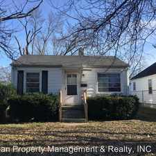 Rental info for 4005 Holton Ave