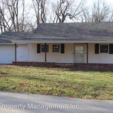 Rental info for 8408 Greenwood Rd.