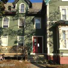 Rental info for 64 Summit St in the 02860 area