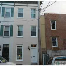 Rental info for Newly Rentovated / 3 BR / 2.5 BA / West Baltimore in the Union Square area