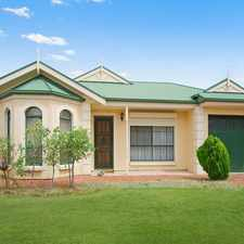 Rental info for Large Family Home In Quiet Location! in the Oakden area