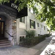 Rental info for 1580 Madison Street - 306 in the Downtown area
