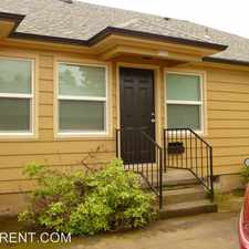 Rental info for 6613 N Greeley in the Arbor Lodge area