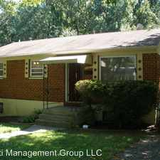 Rental info for 11217 Ashley Drive in the Wheaton area