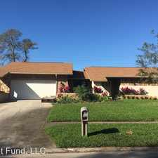 Rental info for 2408 Indian Trail W in the Palm Harbor area