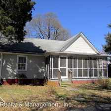 Rental info for 1820 Hemlock Ave.