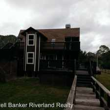 Rental info for 22976 SW 117TH PLACE RD *WATER FRONT*