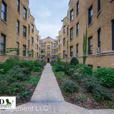 Rental info for 4615.5 1A in the Bronzeville area