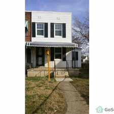 Rental info for 2851 Bookert Drive in the Cherry Hill area