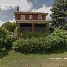 Rental info for 922 Morton Ave in the West Mifflin area